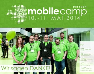 Das war das MobileCamp 2014