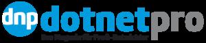dotnetpro-Logo-mit-Claim