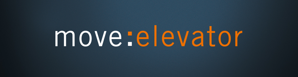 Unsere Unterstützer stellen sich vor: move:elevator