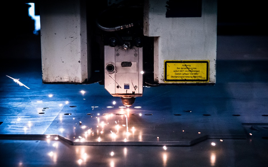 Rahmenprogramm: Lasercutter vom FabLab