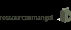 Logo Ressourcenmangel