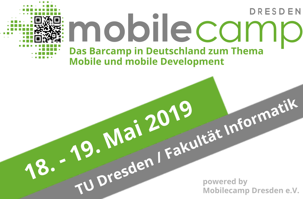 Mobilecamp 2019 Mcdd19 Am 18 19 Mai 2019